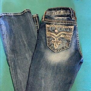 Rock revival jeans excellent condition